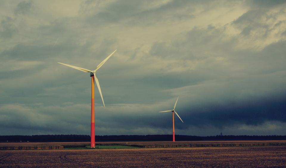 Энергия ветра на большей части США стала дешевле, чем газ
