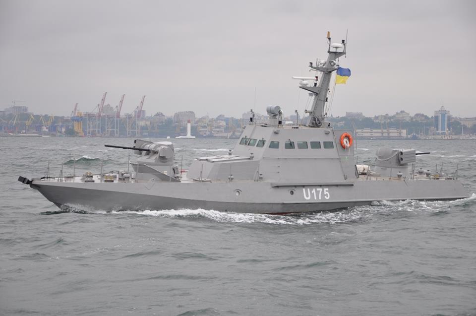 Киев грозит развязать конфликт в Азовском море