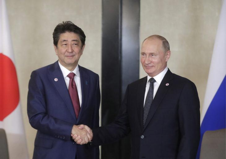 Россия и Япония: неужели сго…