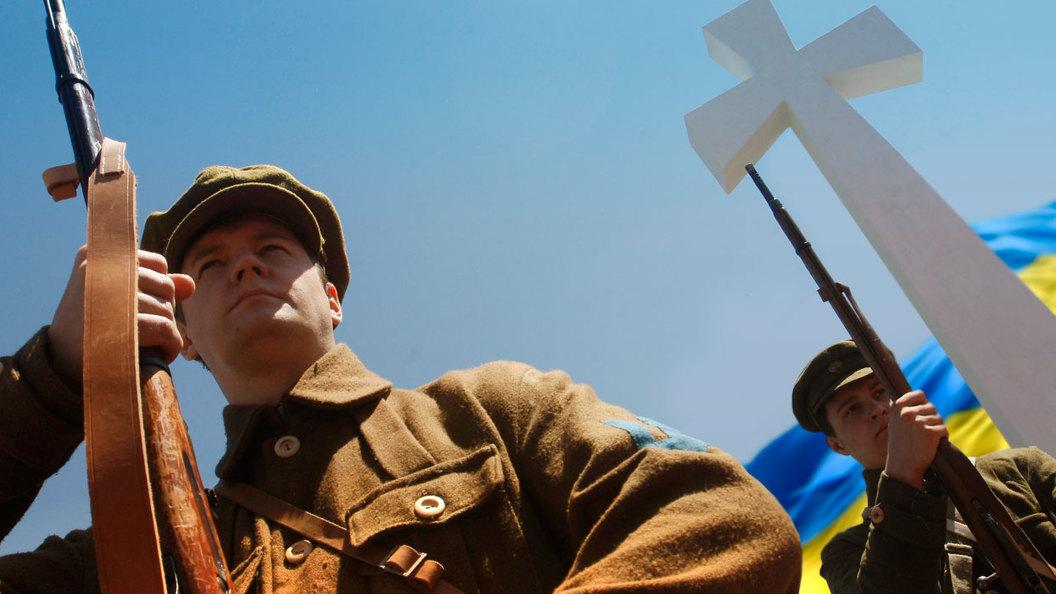 Могильщик соборной Украины Симон Петлюра