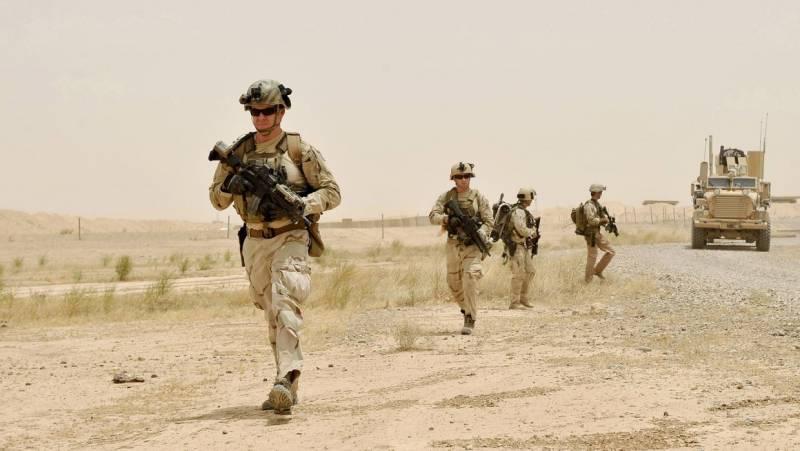 Американские заявления о борьбе с терроризмом - ложь, - иракский советник