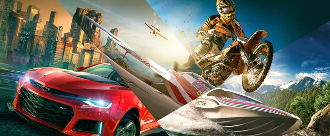 The Crew 2 - еще немного нового геймплея аркадной гонки от Ubisoft