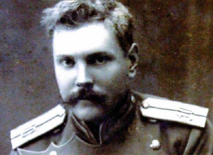Таможенник Верещагин, он же штабс-капитан Михаил Поспелов
