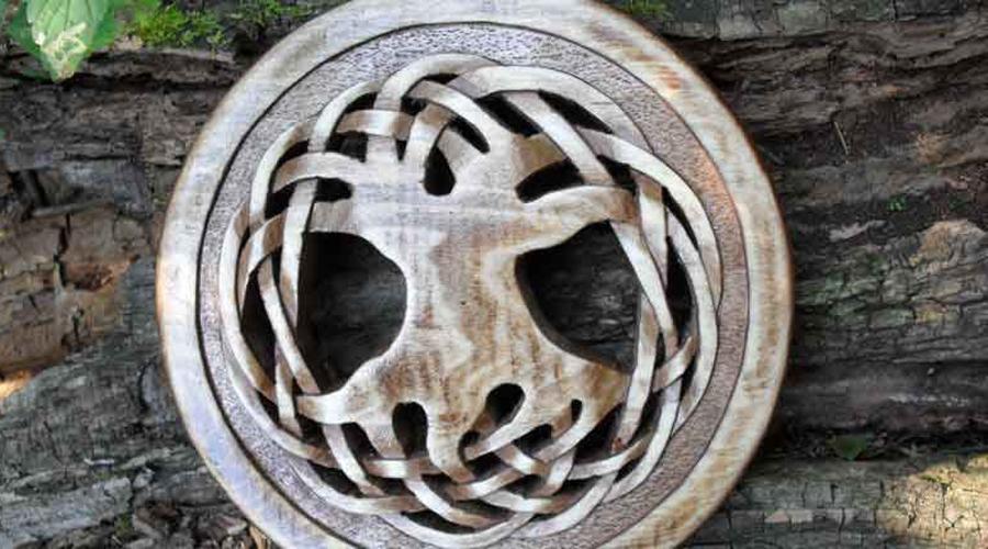 Символичные кельтские узлы