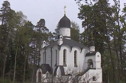 На Валааме отметили 100-летие последнего храма Российской Империи