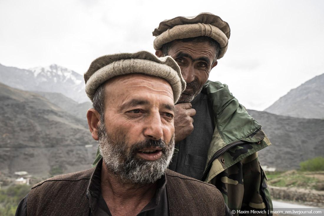 Почему афганцы воевали против СССР.