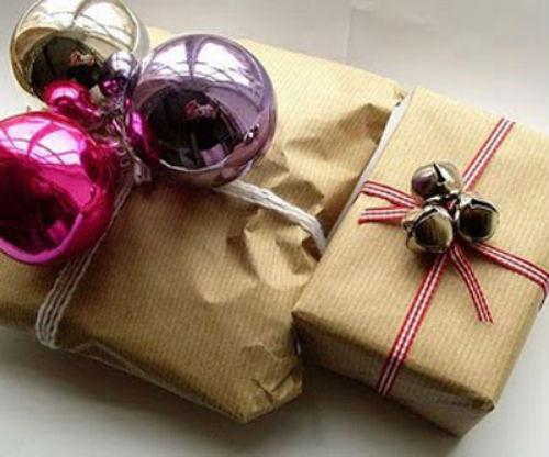 Упаковки для подарков своими руками к новому году