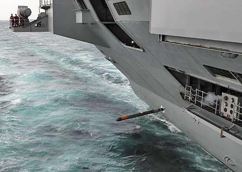 Неудача с созданием американской системы противоторпедной защиты SSTD (Tripwire)