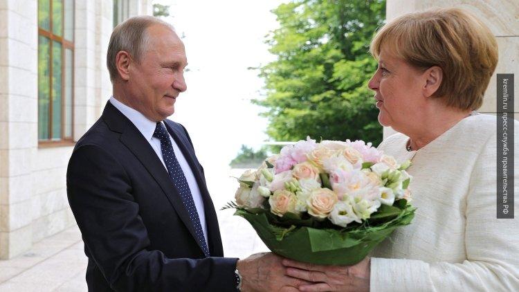Борт №1 приземлился: Путин п…