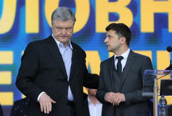 Украинцы сравнили  Порошенко…