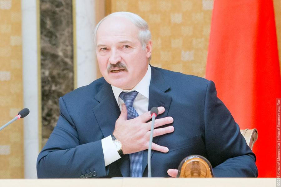 Лукашенко назвал США ведущей страной мира