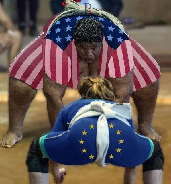 Европа как театр грядущей во…