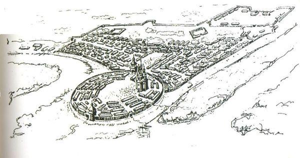 Глава VI. Новая сечь. 1734 – 1775 годы