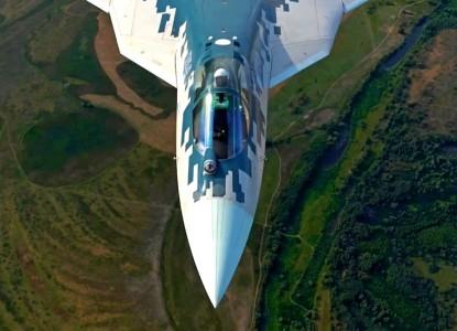 Проблемный Су-57 боготворят в Китае