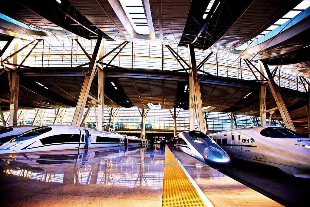 Скоростная магистраль в Китай: Европа осознала выгоду маршрута через РФ