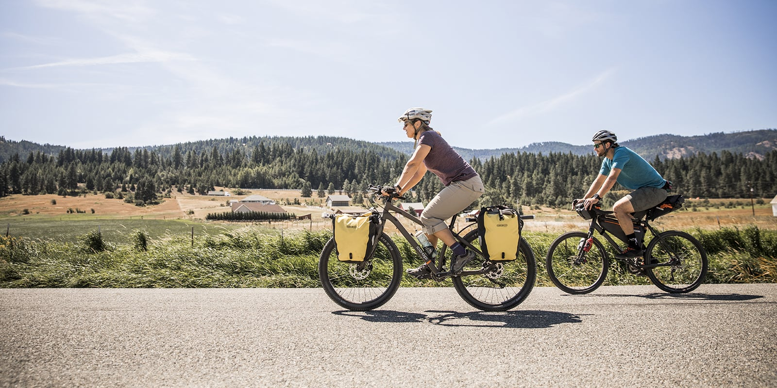 Специальные сумки для велосипедов