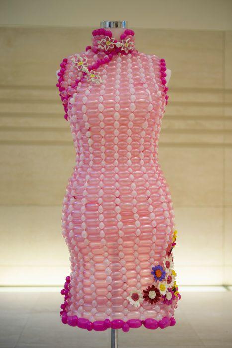 розовое платье, мода, gidwomen