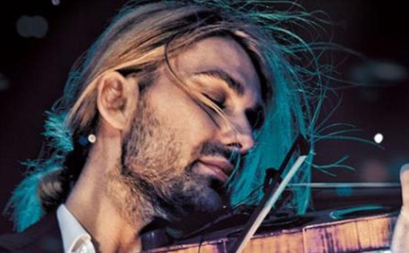 Волшебство при помощи скрипки! «Чардаш» в исполнении Дэвида Гарретта