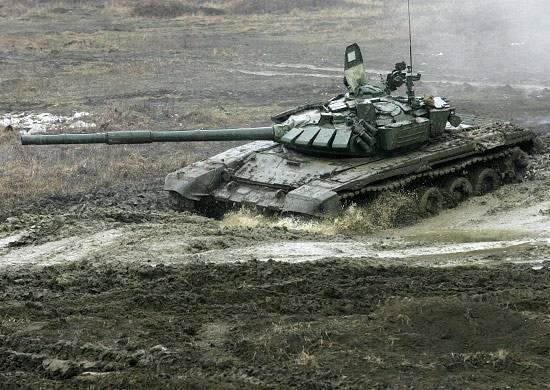 Т-72 - настоящий эталон танка