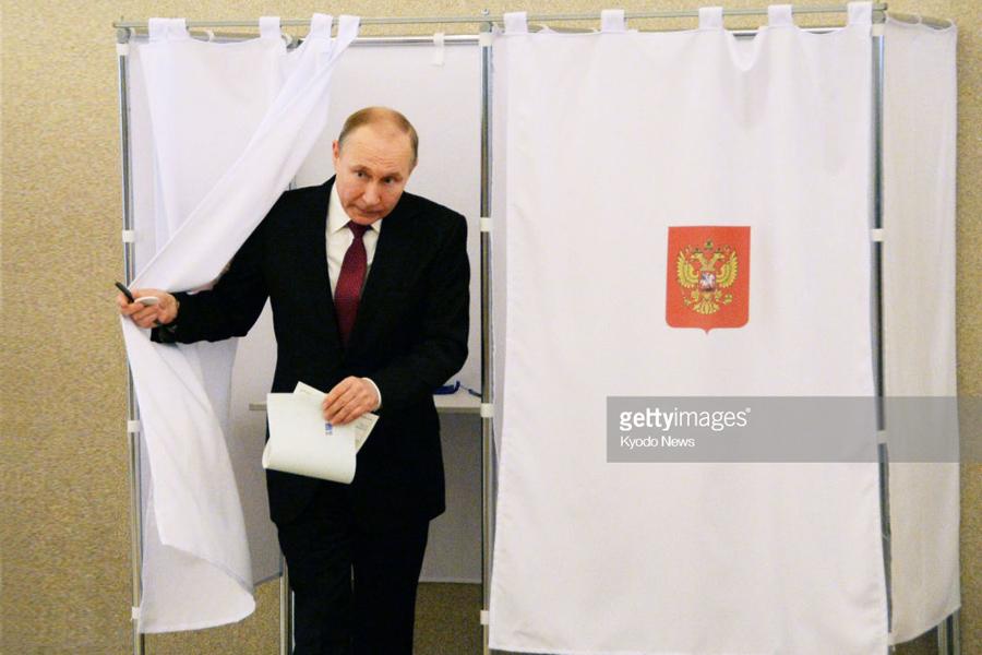 О бесспорных выгодах переизбрания Путина