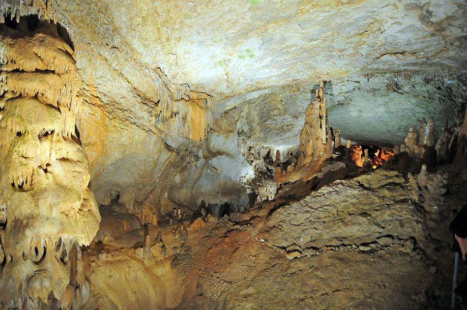 Уникальность Мраморной пещеры принесла ей мировую известность.