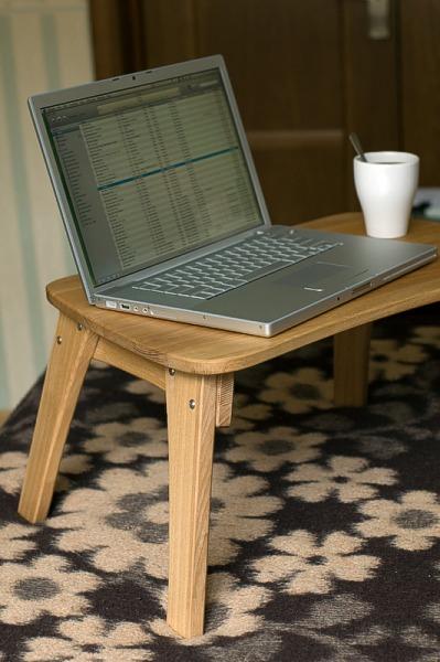 Как сделать столик для ноутбука фото