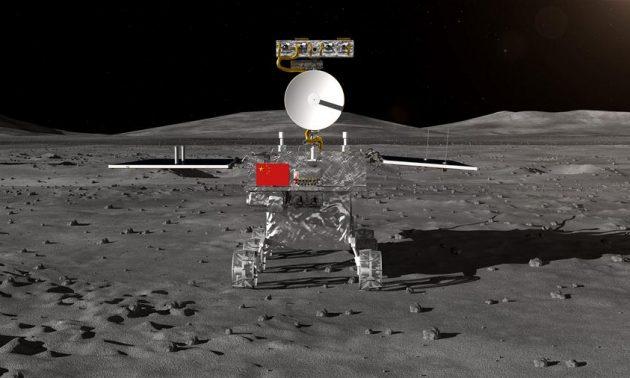 Китайцы будут национализировать Луну