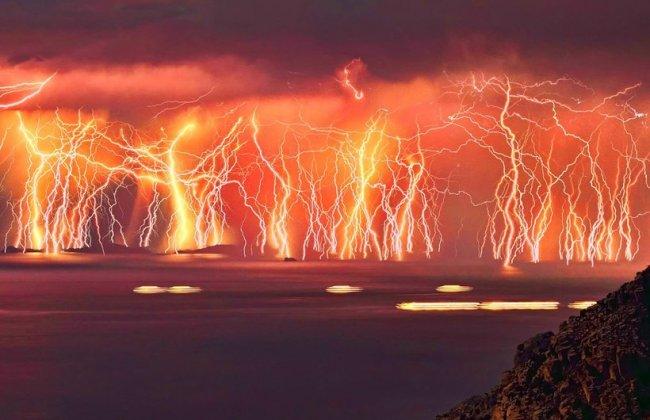 Самые удивительные факты о погоде