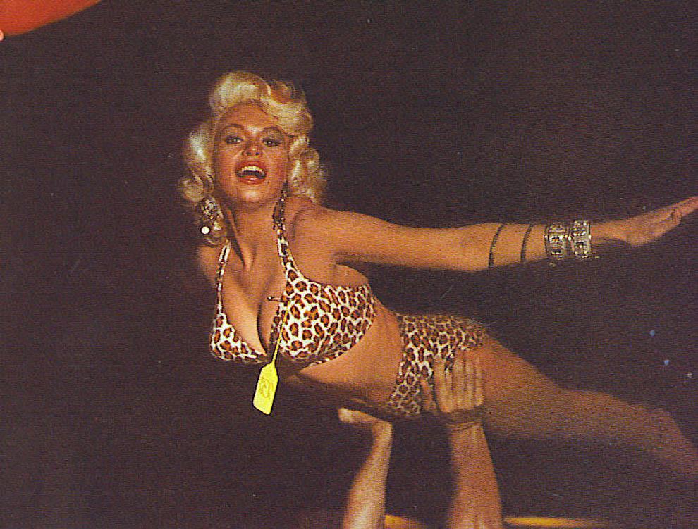 671 Иконы Голливуда: Джейн Мэнсфилд