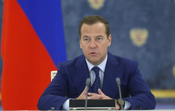 Медведев: вступление Грузии …