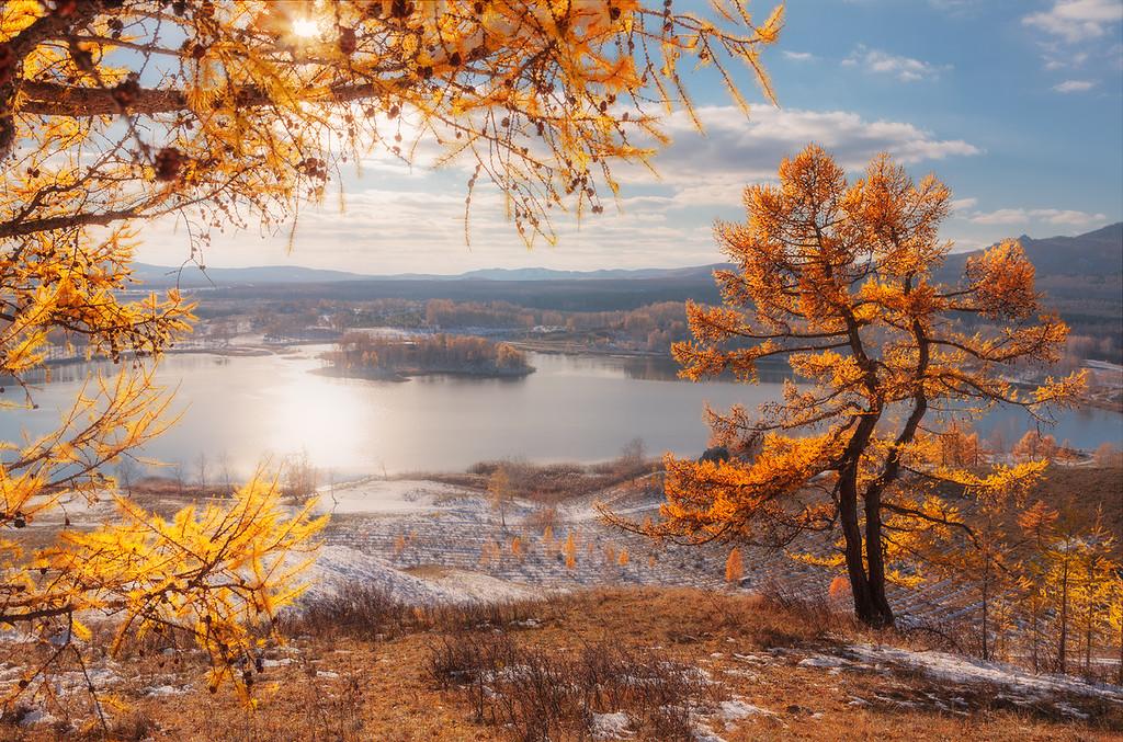 Таёжная сказка фотографа из Челябинска