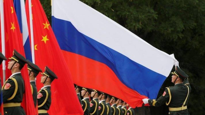 Западные СМИ: Русские ведут борьбу сегодняшнего дня, Китай опаснее