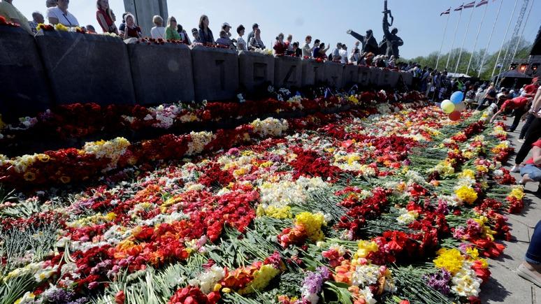NRA: 9 мая жителям Латвии напомнят об «ужасах советской оккупации»
