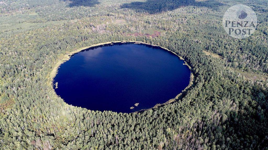 Феномен Мертвого озера в Пензенской области получил новое объяснение