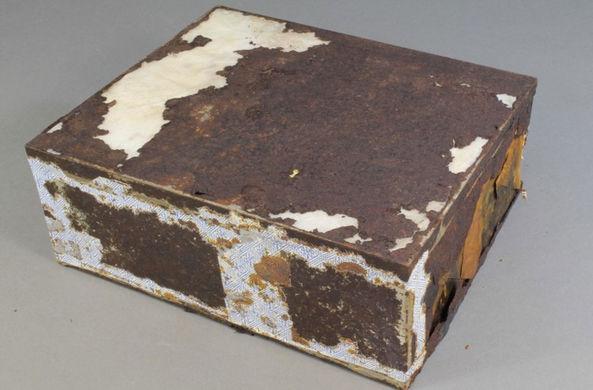 В Антарктиде нашли ароматный 100-летний пирог