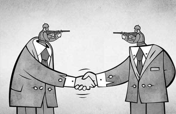 Особенности евроатлантического курса: пронатовская Украина бряцает оружием перед натовской Венгрией