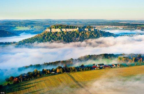 Лучшие национальные парки Европы по версии издания Lonely Planet (16 фото)