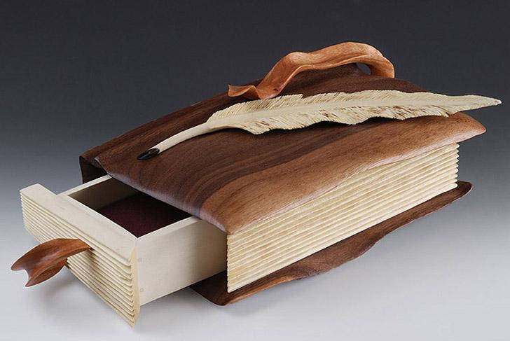 woodstuff40 Невероятные вещи из дерева