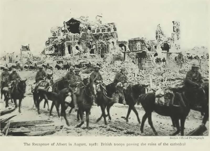 8 августа 1918 г. Чёрный ден…