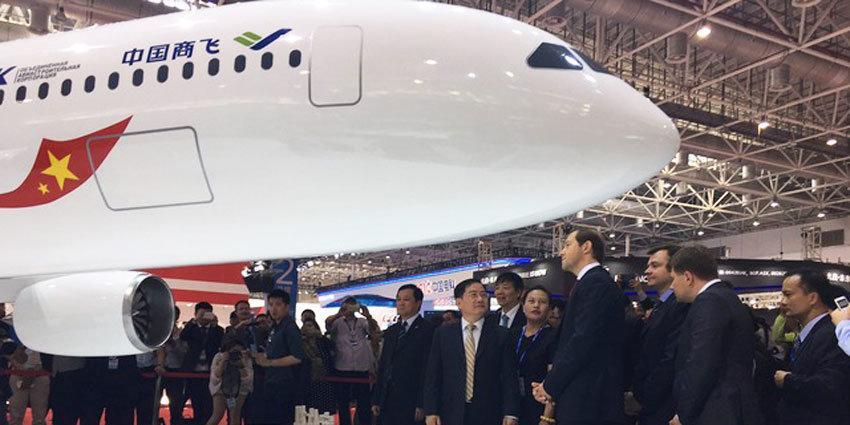 США обвинили Китай в воровстве авиационных секретов
