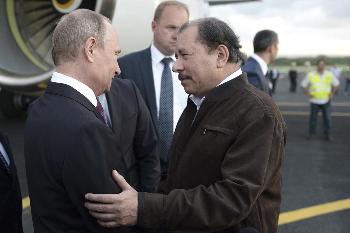 Интересный вопрос: Что Россия делает в Никарагуа?