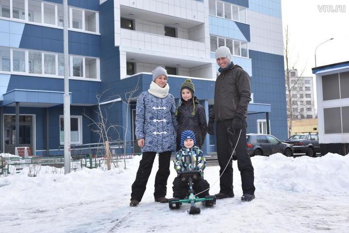 На юго-востоке Москвы стартовала программа реновации