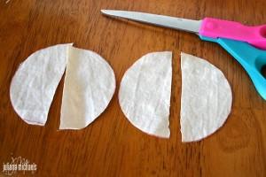 Мастер класс: цветы из ткани
