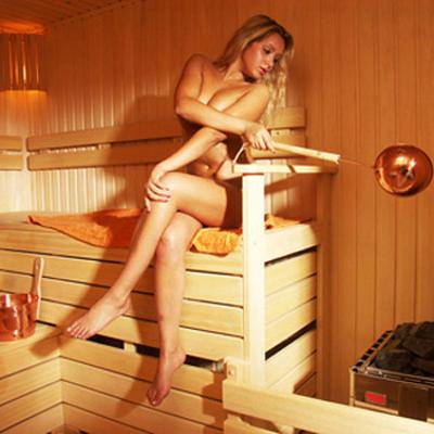 Devochki v русская баня