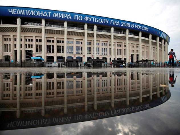 Гостями ЧМ-2018 в России стали 6,8 миллиона человек