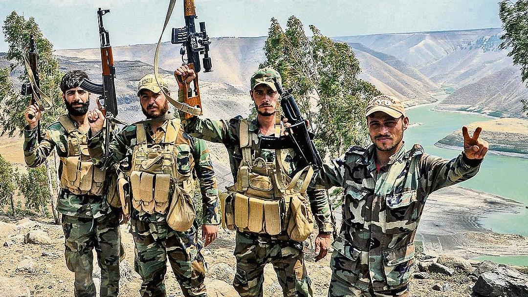 Times: сирийские повстанцы р…
