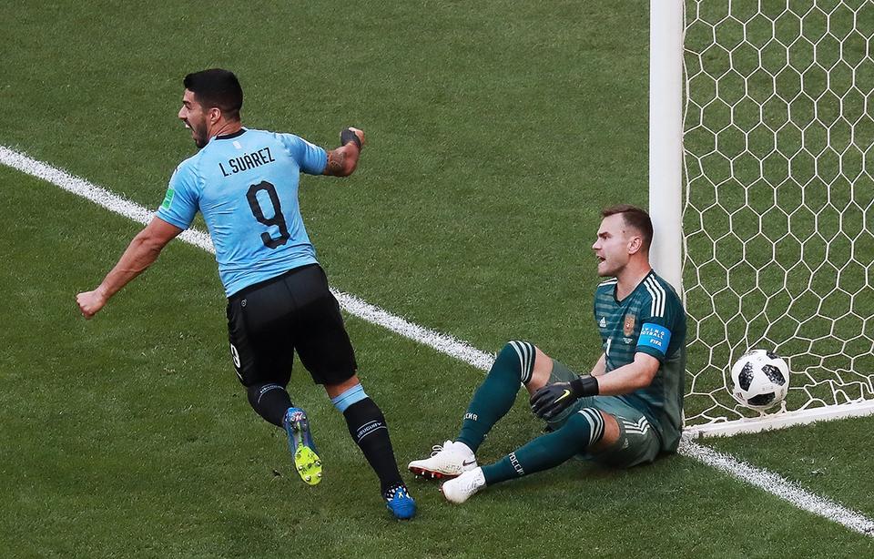Уругвай увеличил преимуществ…