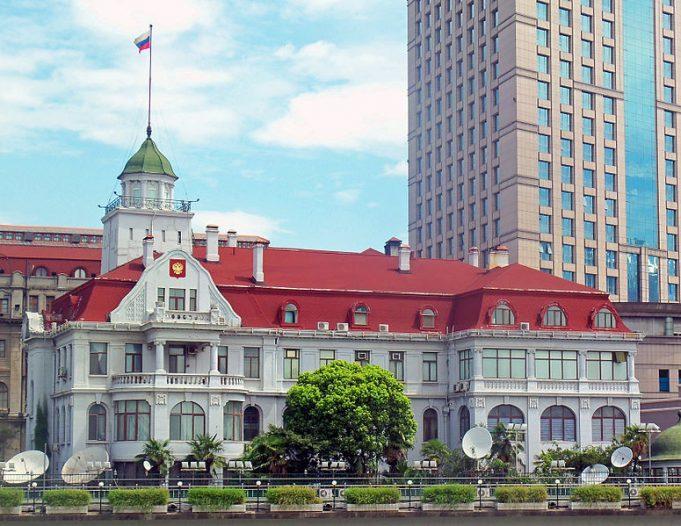 Посольства России в других странах