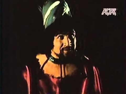 """Рустам беседует с дивом о смехе. к/ф """"Сказание о Рустаме"""" (1971)"""