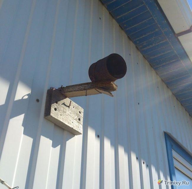 Новейшая система видеонаблюдения (3 фото)